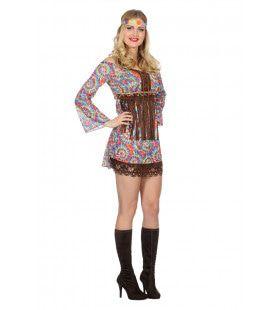 Dahab Hippie Kelsey Vrouw Kostuum
