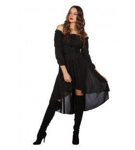 Jeanne Floret Musketier Vrouw Kostuum