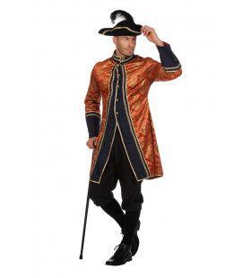 Baron Bernard Baroque Man