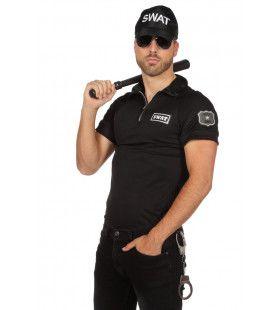 Brede Borst Swat Shirt Polite Man
