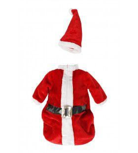 Trappelzak Kerstmannetje Kostuum