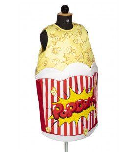 Bioscoop Film Grote Bak Popcorn Kind Kostuum