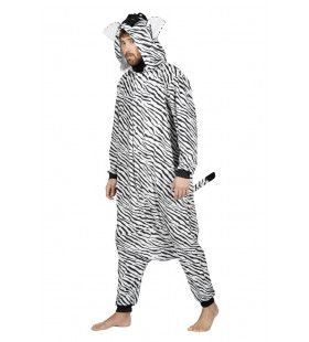Het Paard Van De Savanne Zebra Kostuum