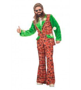 Papa Muurbloempje Man Kostuum