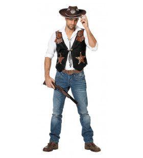 Lonely Star Cowboyvest Man