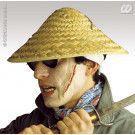 Hoed Vietcong Blanco