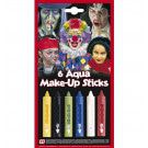 Aqua Make-Up Stiften Per 6